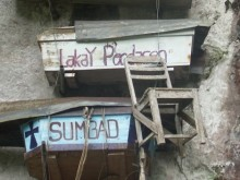 wiszące trumny na Filipinach, Sagada