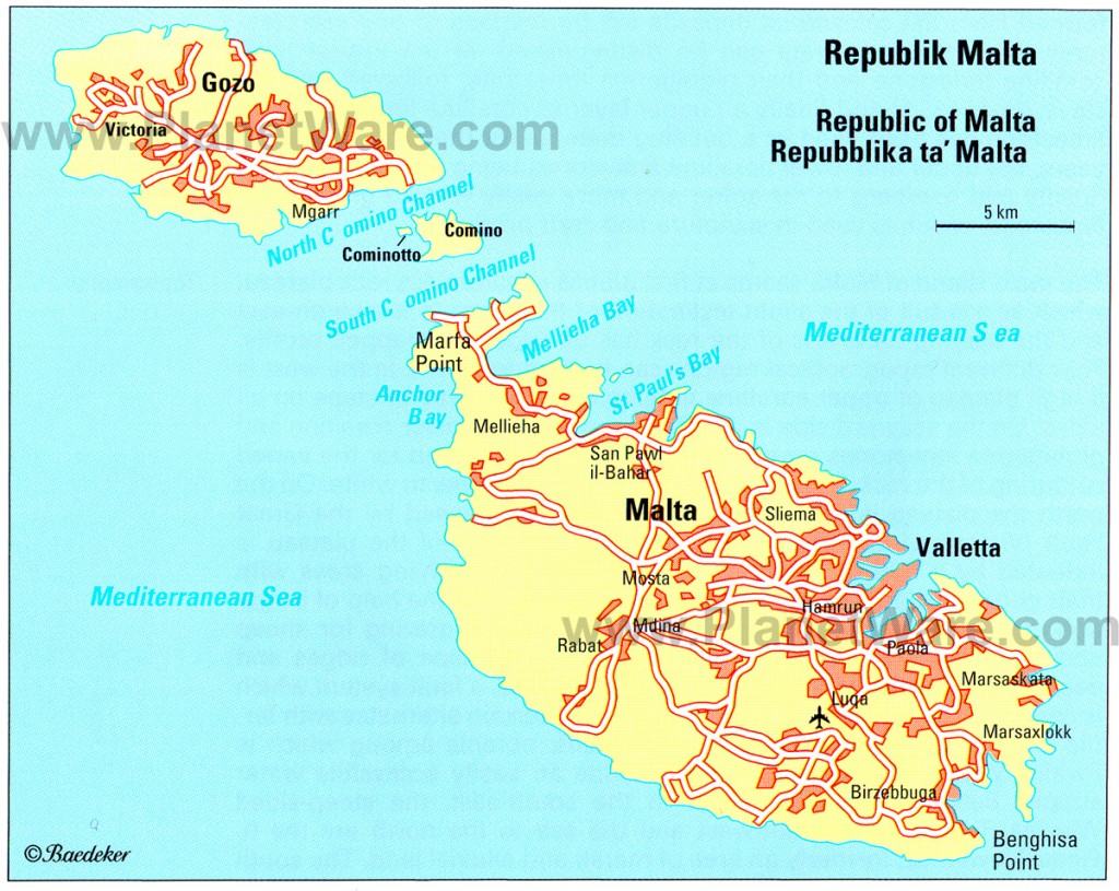 maltese-islands-map