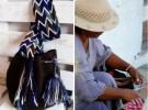 Oryginalna torba z Kolumbii dla Fanów Magdagaskar!