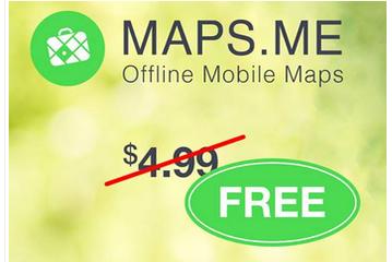 maps.me mapa offline