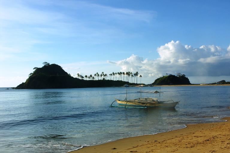 plaża w nacpan beach