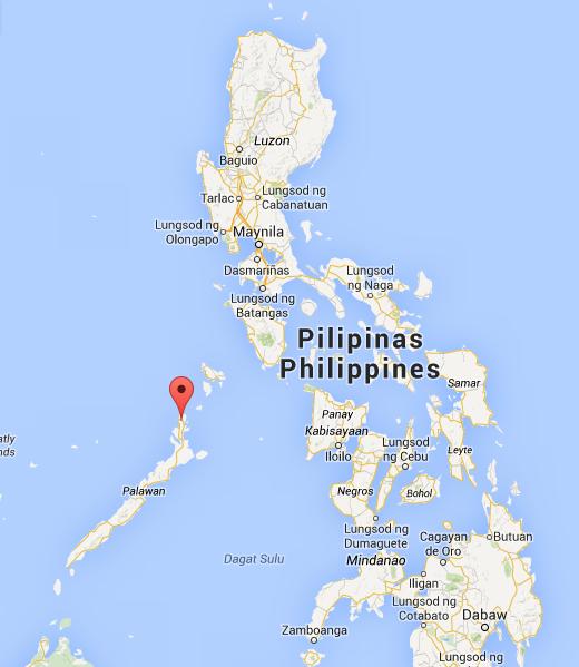 palawan na filipinach