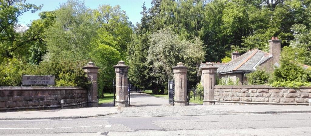 park balloch szkocja