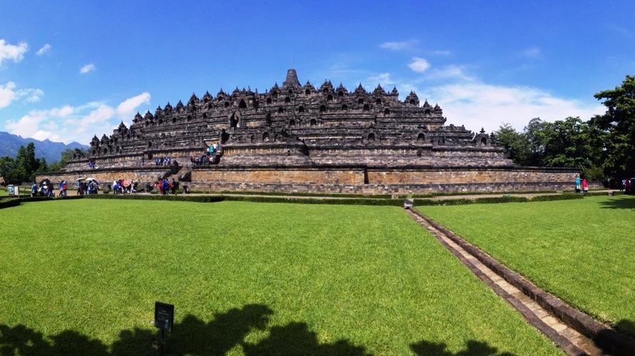 świątynia borobudur indonezja