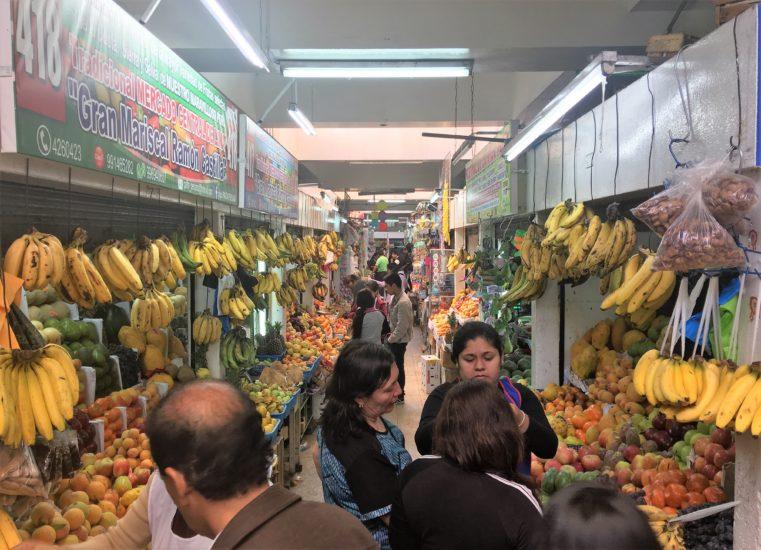market lima