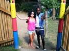 Irie Blue Hole niedaleko Ocho Rios na Jamajce